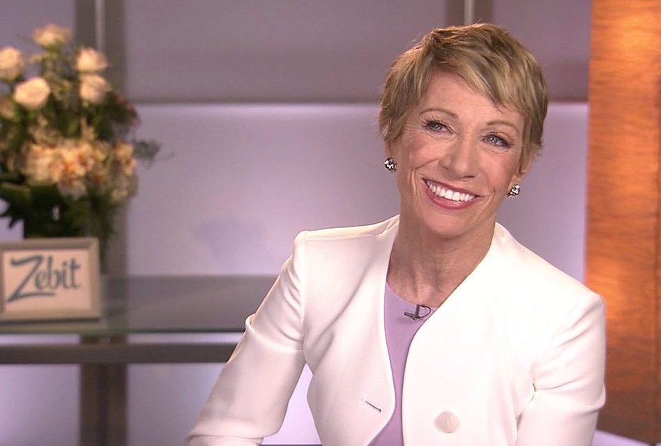 """Shark Tank"" investor Barbara Corcoran. Courtesy of Zebit"