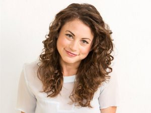Debbie Sterling, founder and CEO of GoldieBlox. Courtesy of GoldieBlox